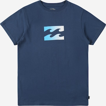 BILLABONG Funktsionaalne särk 'WAVE', värv sinine