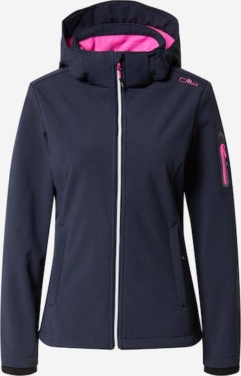 CMP Outdoorjacke in navy / pink, Produktansicht