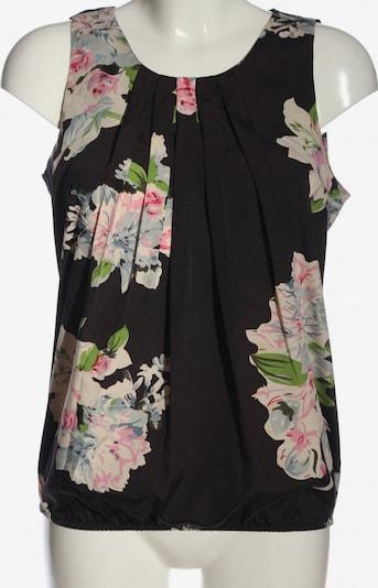 VERO MODA ärmellose Bluse in M in grün / pink / schwarz, Produktansicht