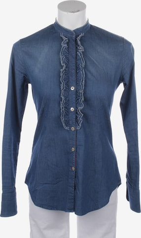 Caliban Blouse & Tunic in XS in Blue