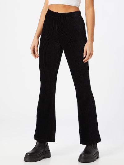 ONLY Broek 'Fenja' in de kleur Zwart, Modelweergave