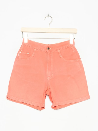 Colours of the World Jeansshorts in XS in koralle, Produktansicht