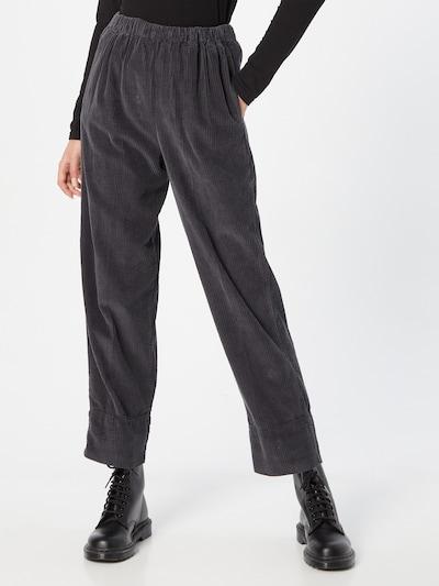 AMERICAN VINTAGE Hose 'Padow' in anthrazit, Modelansicht
