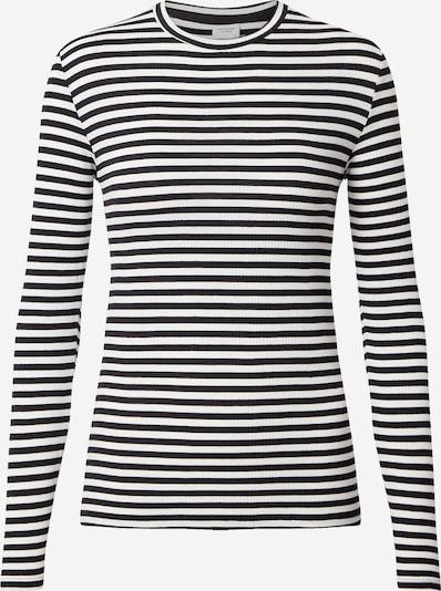 JACQUELINE de YONG Tričko 'Harmony' - černá / bílá, Produkt