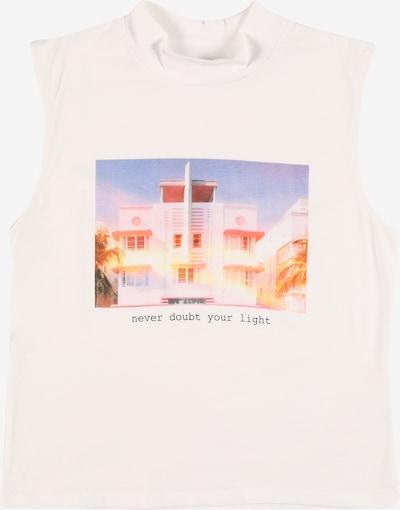 Top 'HEKPEN' LMTD di colore colori misti / bianco, Visualizzazione prodotti