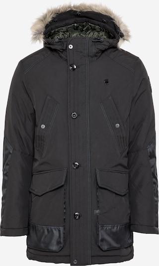 G-Star RAW Winterparka 'Vodan' in de kleur Taupe / Zwart, Productweergave