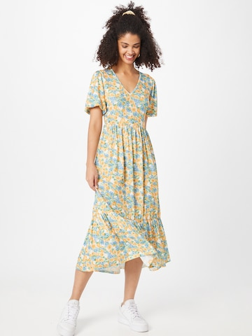In The Style Summer Dress in Blue