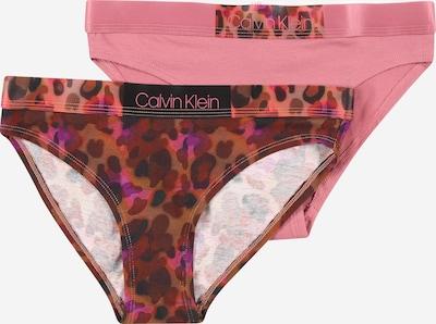 Calvin Klein Underwear UV-bescherming in de kleur Lichtbruin / Bessen / Rosa / Zwart, Productweergave