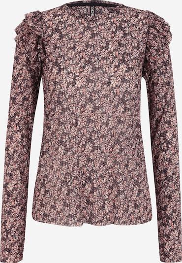 Maglietta 'GWENA' Pieces (Tall) di colore navy / rosa, Visualizzazione prodotti
