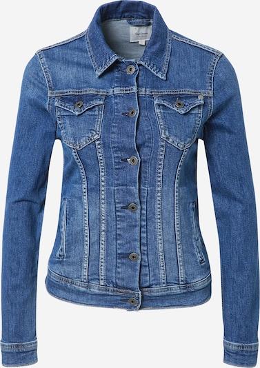 Pepe Jeans Jacke 'Thrift' en bleu denim, Vue avec produit