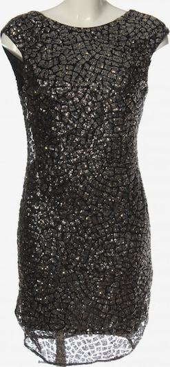 H&M Pailettenkleid in M in gold / schwarz / silber, Produktansicht