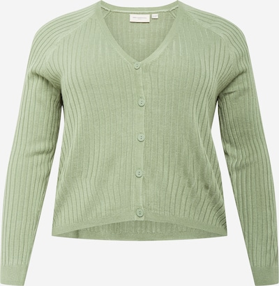 ONLY Carmakoma Knit cardigan 'Amalia' in Mint, Item view
