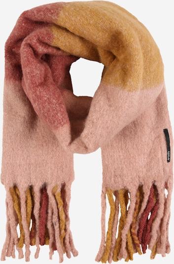 REPLAY Schal 'Scarf' in gelb / pink / rosé, Produktansicht