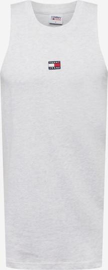Tommy Jeans Shirt in de kleur Navy / Lichtgrijs / Rood / Wit, Productweergave