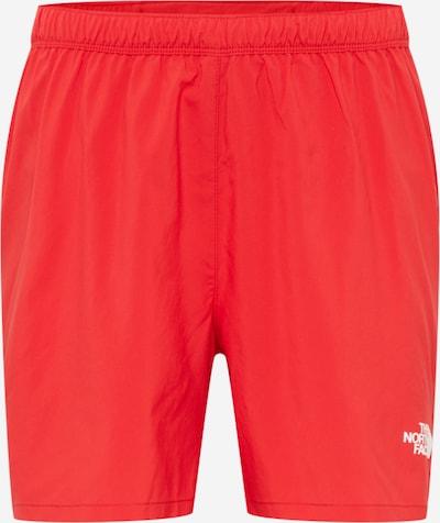 THE NORTH FACE Pantalón deportivo en rojo, Vista del producto