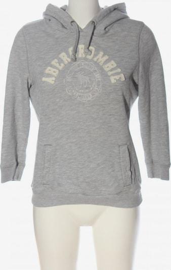 Abercrombie & Fitch Kapuzensweatshirt in L in hellgrau, Produktansicht
