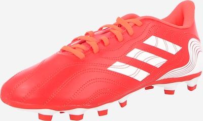 Ghete de fotbal 'COPA SENSE.4' ADIDAS PERFORMANCE pe portocaliu / roșu / alb, Vizualizare produs