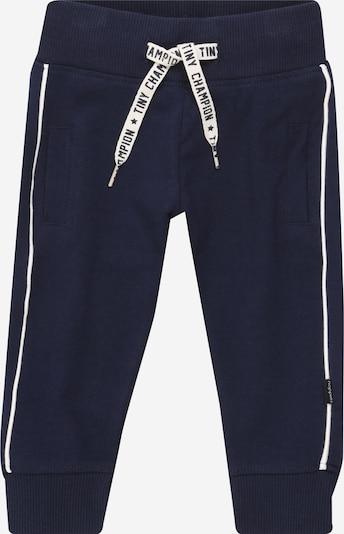 Noppies Jogginghose 'Etwatwa' in blau / dunkelblau / weiß, Produktansicht