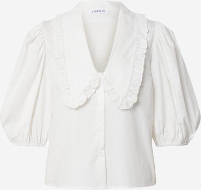 EDITED Bluse 'Adele' - (GOTS) in weiß, Produktansicht