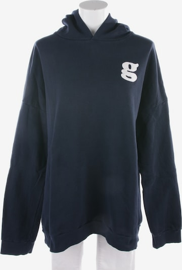 THE MERCER Sweatshirt / Sweatjacke in XS-XL in dunkelblau, Produktansicht