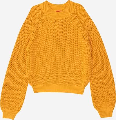 s.Oliver Pull-over en jaune, Vue avec produit