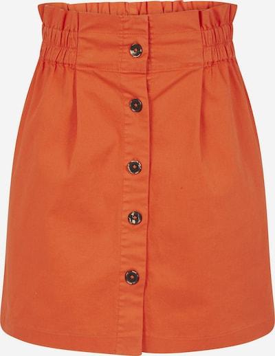 NAF NAF Rock 'Latulipe' in orange / schwarz, Produktansicht