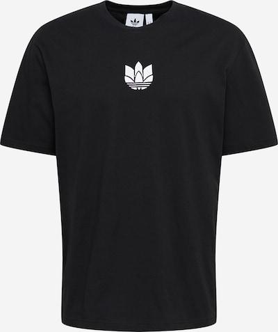ADIDAS ORIGINALS Koszulka w kolorze czarny / białym, Podgląd produktu