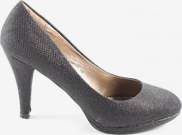 Belle Women High Heels in 39 in Grau