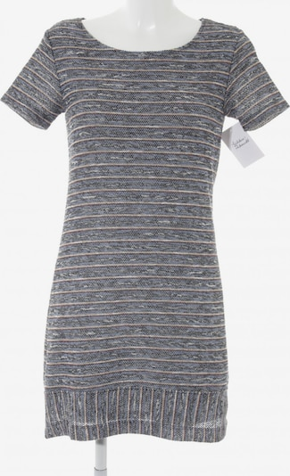 EDC BY ESPRIT Dress in XS in Blue / yellow gold / Fire red: Frontal view