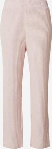 Pantaloncini da pigiama di Dorina in rosa