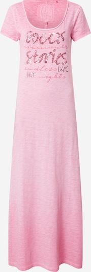 Soccx Kleid in fuchsia / altrosa / pinkmeliert, Produktansicht