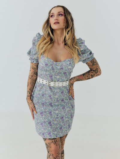 Rochie 'Jana' ABOUT YOU x Sharlota pe mai multe culori, Vizualizare model