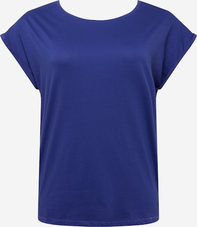 Urban Classics Shirt in violettblau, Produktansicht