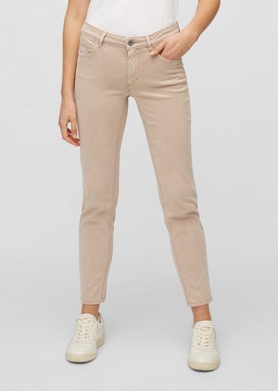 Marc O'Polo Jeans 'Lulea' in hellbeige, Modelansicht