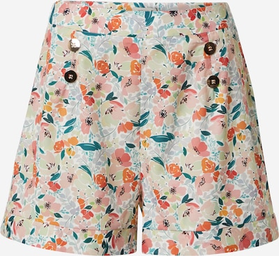 Molly BRACKEN Pantalón 'STAR' en azul claro / mezcla de colores / naranja / blanco, Vista del producto