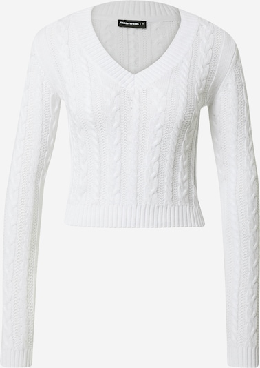 Megztinis iš Tally Weijl , spalva - balta, Prekių apžvalga