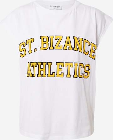 Bizance Paris Shirt 'ELOANE' in Weiß