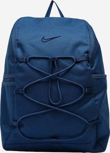 Rucsac sport NIKE pe albastru / negru, Vizualizare produs