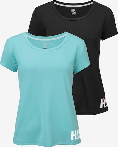 H.I.S Shirt in Blue / Black / White, Item view