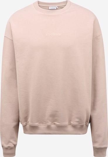 Youman Sweater majica 'Casper' u šampanjac, Pregled proizvoda