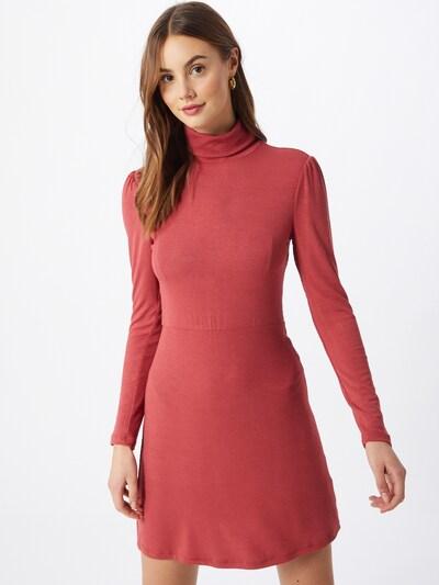 GLAMOROUS Kleid in orangerot, Modelansicht
