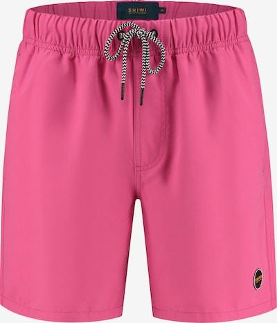 Shiwi Shorts de bain 'Mike' en rose, Vue avec produit