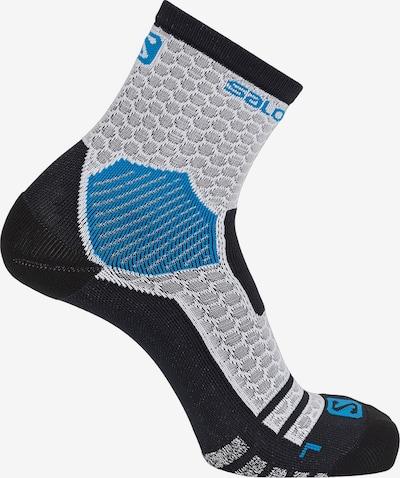 SALOMON Socken 'Monte Bondone' in weiß, Produktansicht
