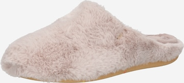 Hot Potatoes Kapcie 'KEMEROVO' w kolorze beżowy