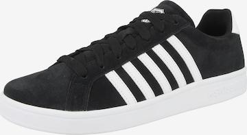 K-SWISS Sneaker 'Court Tiebreak Sde' in Schwarz