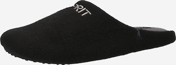 melns ESPRIT Mājas apavi