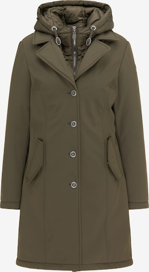 DreiMaster Klassik Winter coat in dark green, Item view