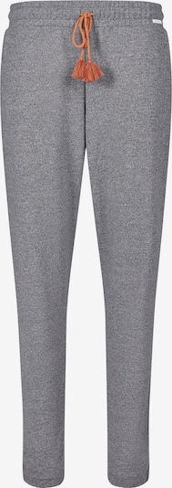 Skiny Hose in graumeliert, Produktansicht