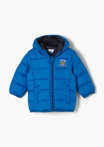s.Oliver Performance Jacket in Blue