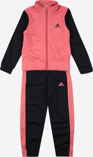 ADIDAS PERFORMANCE Tracksuit in dusky pink / black, Item view